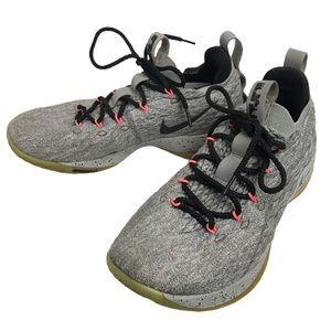 Nike 15Low Lebron LiteBone Flyknit GrayAir Sneaker